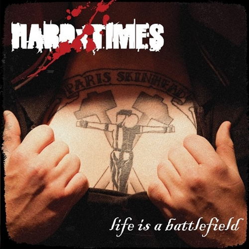 Hard X Times - Life is a battlefield, CD