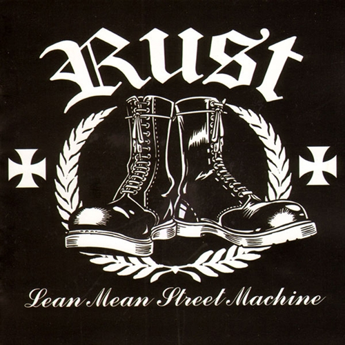 Rust - Lean mean street machine, CD