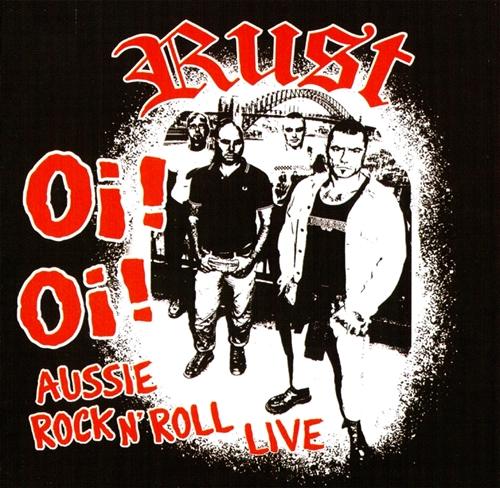 Rust - Oi! Oi! Aussie Rock n Roll, CD