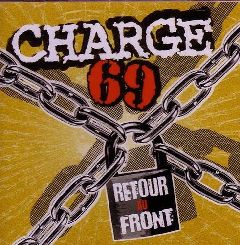Charge 69 - Retour au Front, CD