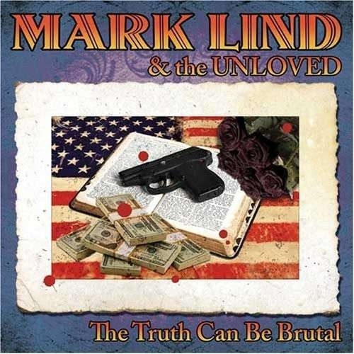 Mark Lind - The truth can be brutal, CD