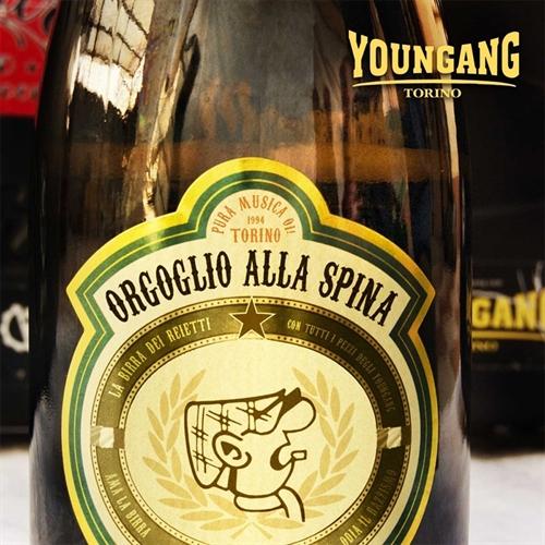 Youngang - Orgoglio Alla Spina 2-CD