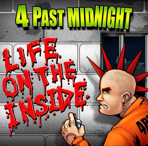 4 Past Midnight - Life on the inside, CD