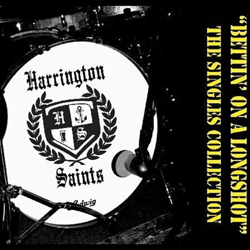 Harrington Saints - The singles collection, CD