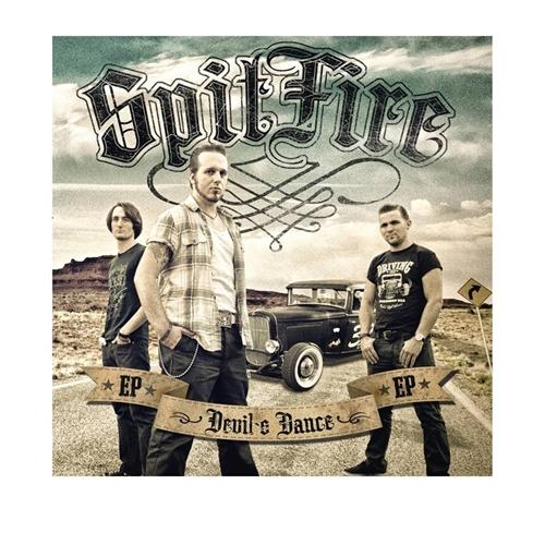 SpitFire - Devils Dance, CD