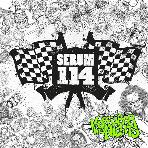 Serum 114 - Kopfüber ins Nichts, CD