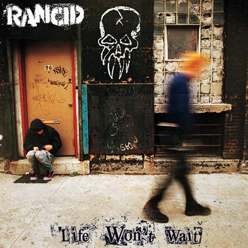 Rancid - Life Wont Wait, CD