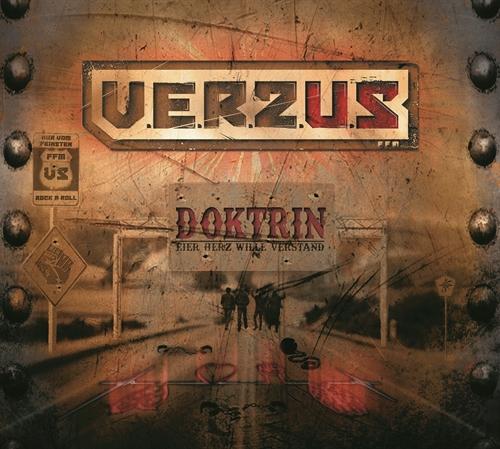 Versus - Doktrin, CD