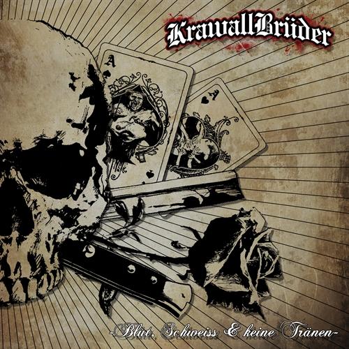 KrawallBrüder - Blut, Schweiss & Keine Tränen, LP