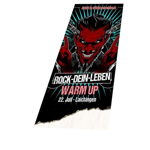 ROCK-DEIN-LEBEN 2020 - Frühanreise und Party