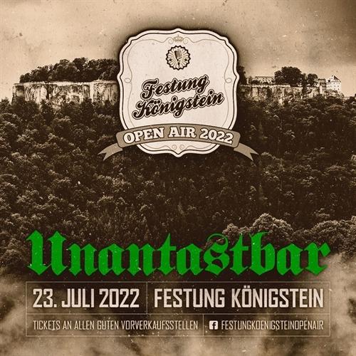 Festung Königstein - Open Air 2020, Ticket