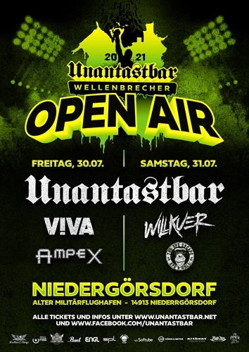 Unantastbar - Open Air Konzert, Ticket