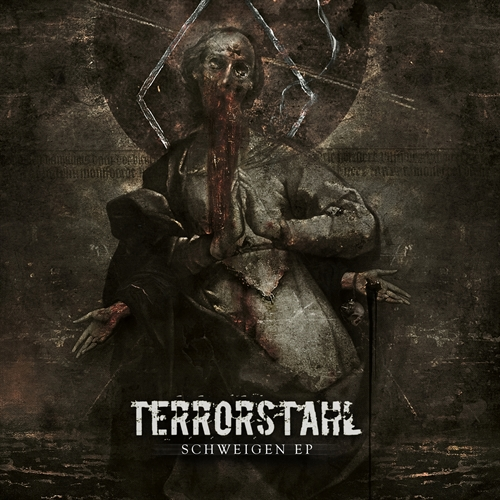 Terrorstahl - Schweigen, EP Digi-Pack