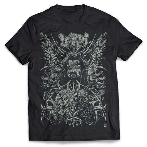 Lordi - Tour 2018, T-Shirt