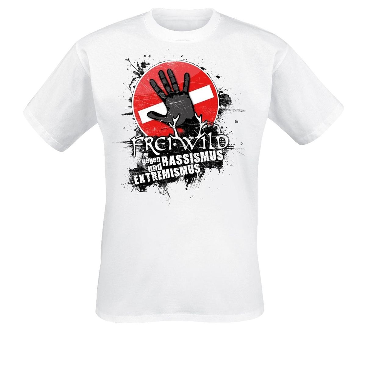 Freiwild Farbe Zeigen T Shirt Halt Deine Schnauze Mailorder