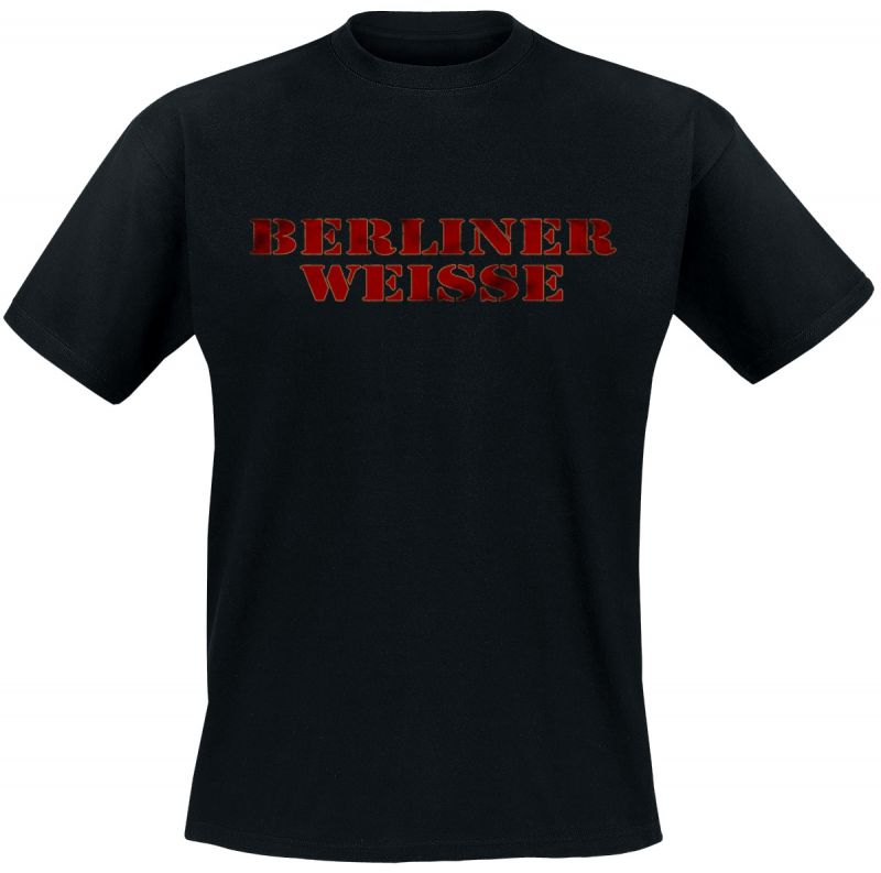 berliner weisse 0 toleranz t shirt halt deine. Black Bedroom Furniture Sets. Home Design Ideas