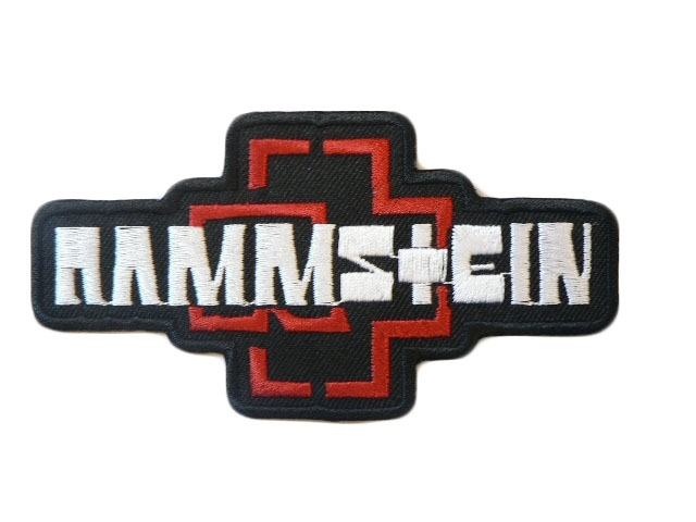 Rammstein Aufnäher