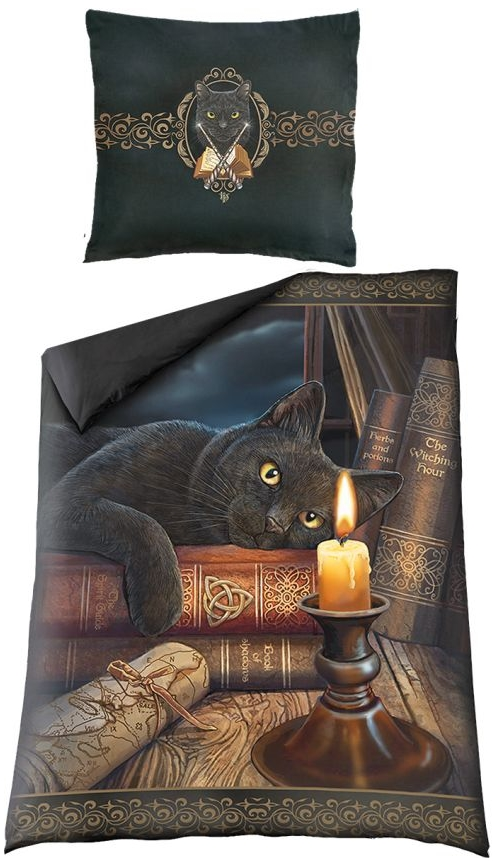 Spiral The Witching Hour Bettwäsche Halt Deine Schnauze Mailorder