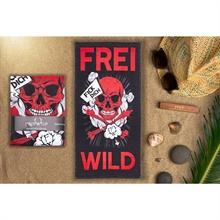Frei.Wild - FDUVD, Handtuch (50x100cm)