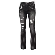 Frei.Wild - B&W Double Layer Vintage, Jeans Man