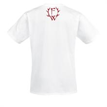 Frei.Wild - Finale, T-Shirt (weiß, mit rotem Herz)