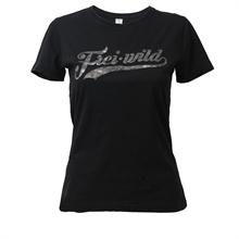 Basic Oldschool - Feel Free, Girl-Shirt