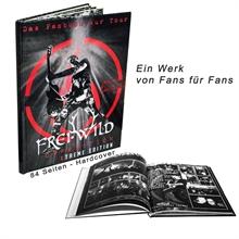 Frei.Wild - OppoExtreme, Das Fanbuch zur Tour 2016