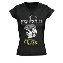 Frei.Wild - Zurück in die Clubs...2019, Girl-Shirt