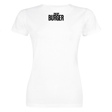 Philipp Burger - Logo, Girl-Shirt (white)