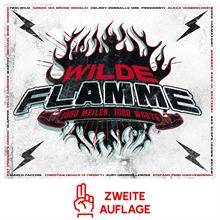 Wilde Flamme - 1000 Meilen, 1000 Worte, Single-CD