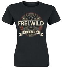 Frei.Wild - LUAA Rebellion, Girl-Shirt