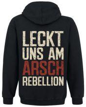 Frei.Wild - LUAA Rebellion, Kapu