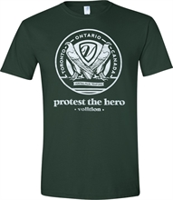 Protest The Hero - Blindfold, T-Shirt