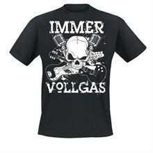 Fräulein Tonspur - Immer Vollgas, T-Shirt