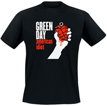 Green Day - American Idiot, T-Shirt