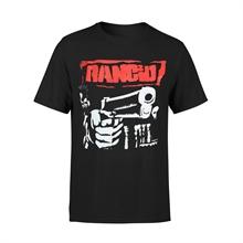 Rancid - Gun, T-Shirt