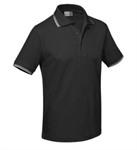 Black - Poloshirt