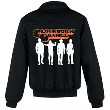 Clockwork Orange Harrington-Jacke