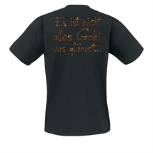 Grenzen|Los - Es ist nicht alles Gold, T-Shirt