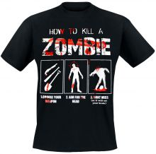 Darkside - How To Kill A Zombie, T-Shirt