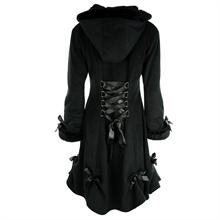 Poizen Industries - Alice Coat Fleece, Mantel