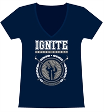 Ignite - Matches, Girl-Shirt