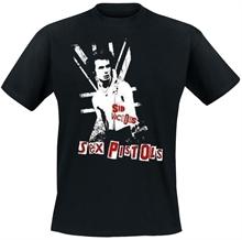 Sex Pistols - Sid Vicious, T-Shirt