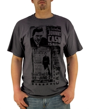 Johnny Cash - Show, T-Shirt