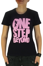 Madness - One Step Beyond, Girl-Shirt