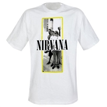 Nirvana - Yellow Box, T-Shirt