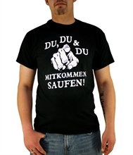 Du, Du & Du - T-Shirt