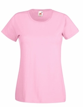Fruit of the Loom Lady-Fit Valueweight, Girl-Shirt