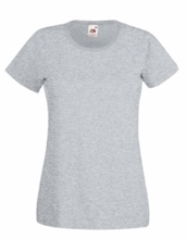 Fruit of the Loom - Lady-Fit Valueweigh,Girl-Shirt