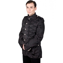 Aderlass - Commander Jacket Denim, Mantel